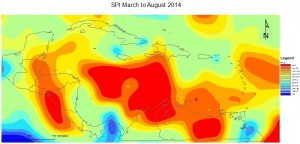 SPI March 2014 - August 2014
