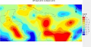 SPI April 2014 to March 2015